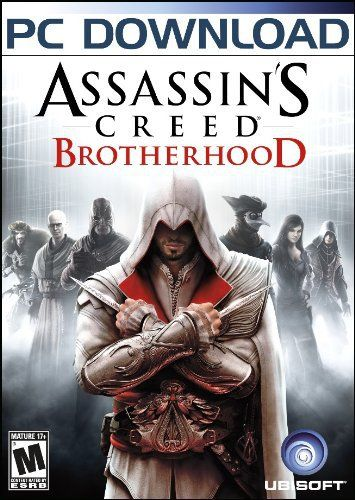 Assassin's Creed: Brotherhood Windows PC Game Download Uplay CD-Key Global for only $9.95. #‎videogames‬ ‪#‎deals‬ ‪#‎games‬ ‪#‎gaming‬ ‪#‎awesome‬ ‪#‎awesomeness‬ ‪#‎awesomesauce‬ ‪#‎cool‬ ‪#‎gamer‬ ‪#‎gamers‬ ‪#‎win‬ ‪#‎ftw‬