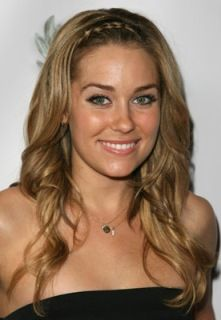 Lauren Conrad french braid.  So popular right now. Easy way to add some interest to a simple outfit.