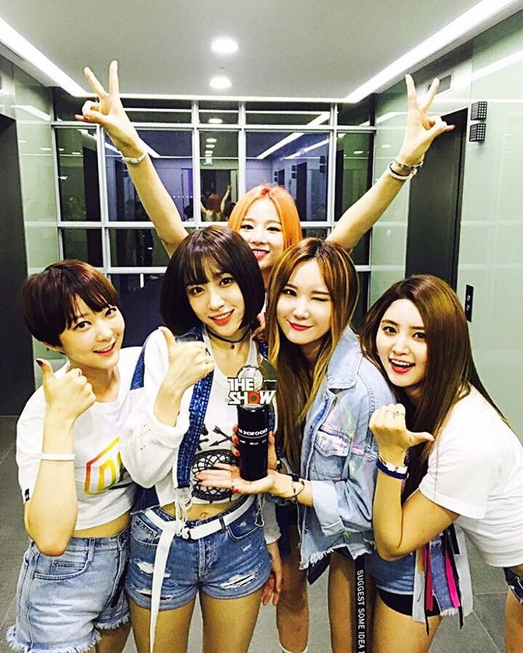 17 Best Images About EXID On Pinterest