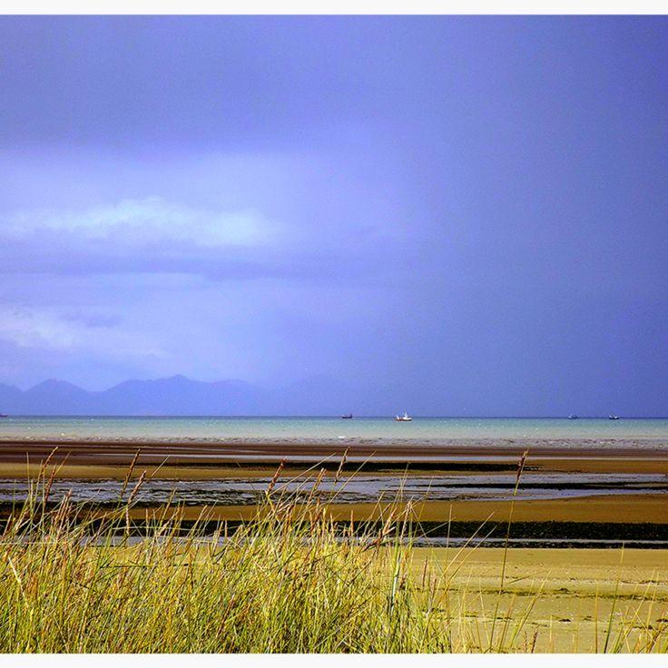 East Coast Ireland. Anne Mullett