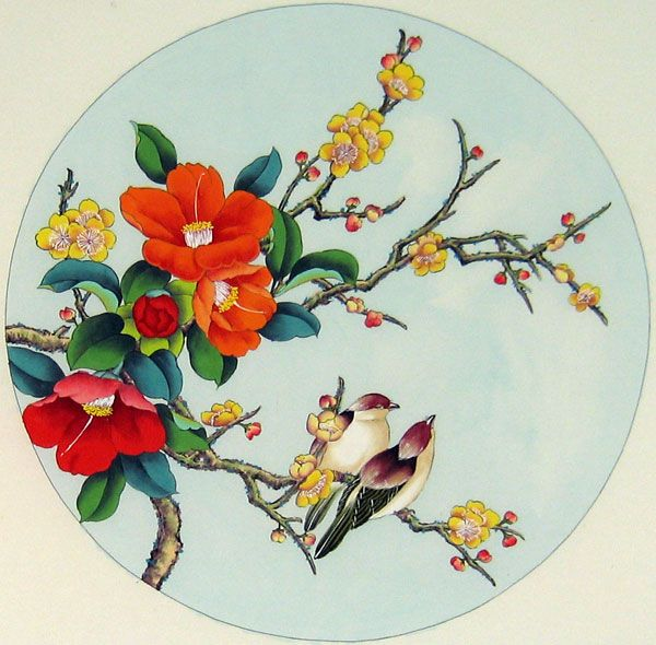 best  chinese painting ideas only on   chinese, Natural flower