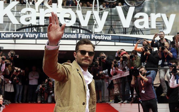 International Film Festival Karlovy Vary #karlovyvary #kviff #mffkv #mff #festival #film #jamiedornan