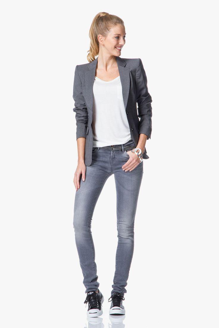 Grijze Smart Casual Mix | outfits | Pinterest | Smart ...