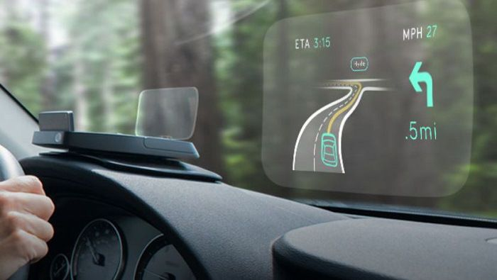 Navdy Provides Drivers With A Head Up Display! http://techmash.co.uk/2014/08/11/navdy-provides-drivers-with-a-head-up-display/ #navdy #hud