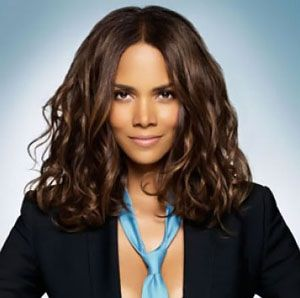 Rostro Diamante  o Hexagonal. Halle Berry