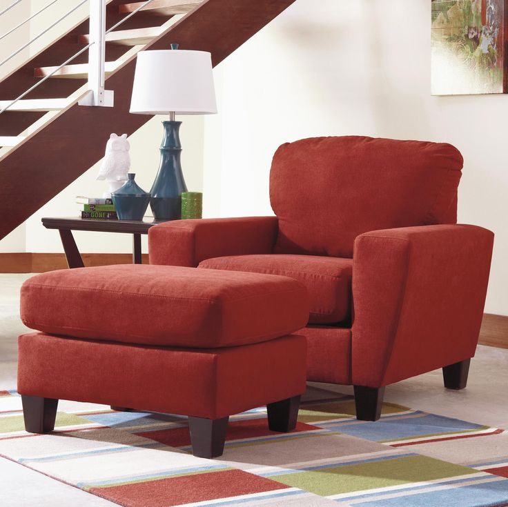 living room chair with ottoman. Chair  Ottoman Sagen by Signature Design Ashley Contemporary with Shaped Living Room 16 best Furniture And Ottomans