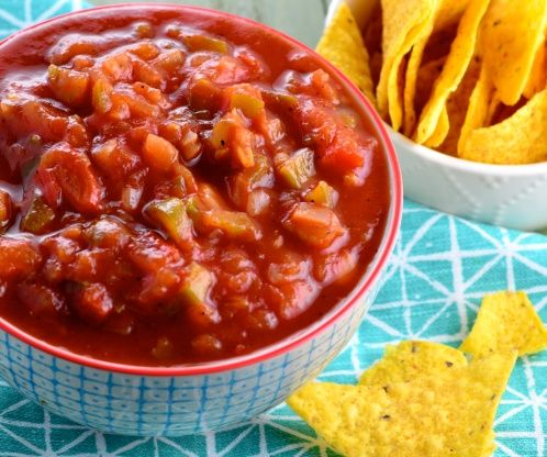 Wonderful Salsa