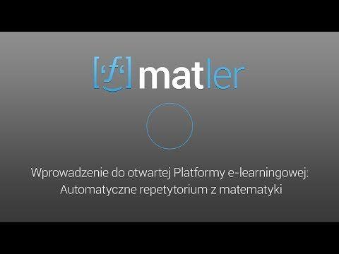 Strona główna - MATLER - automatyczne repetytorium z matematyki