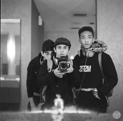 Jaden Smith Moises and Mateo Arias