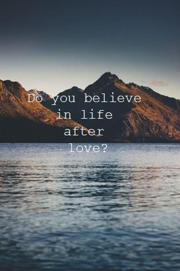 Do You Believe In Life After Love Cher Believe Lyrics Believe Lyrics Life