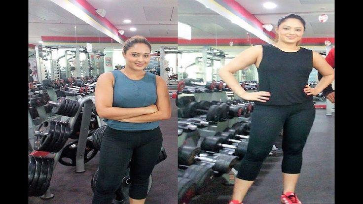 Nikesha Patel Hot Workout Video 2017 | Must Watch | HD VIDEO | Bollywood...