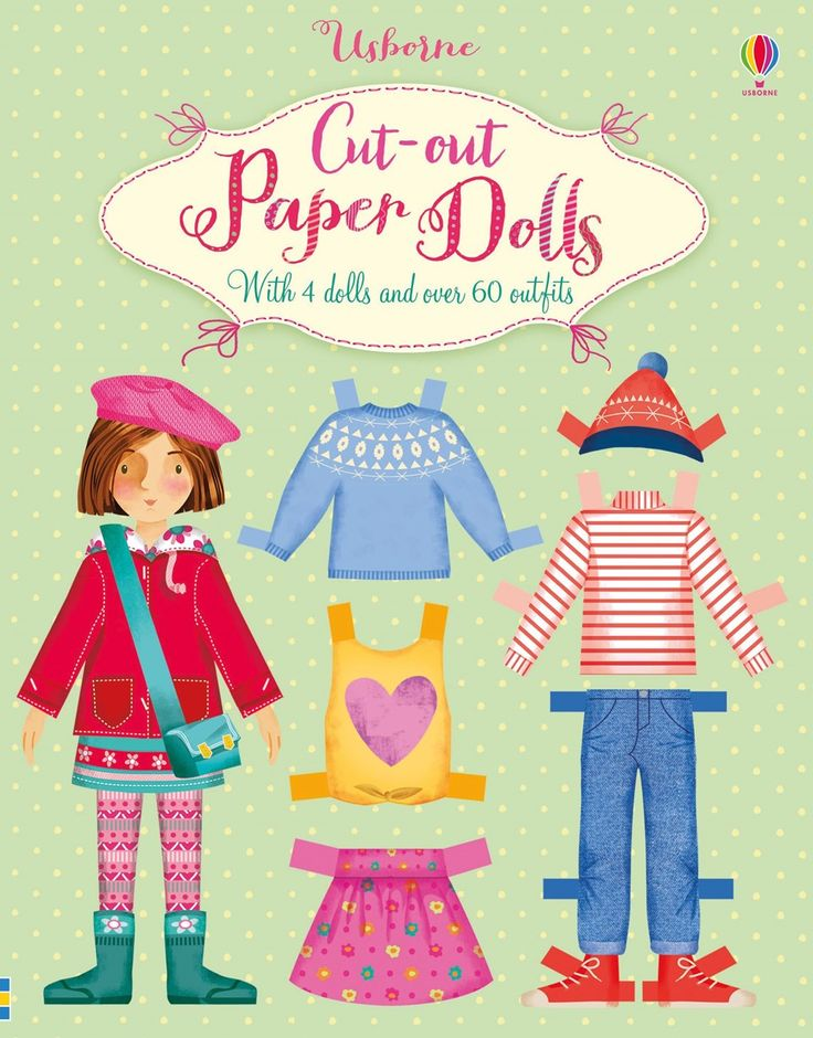 "Find out more about ""Cut-out paper dolls"", write a review or buy online."