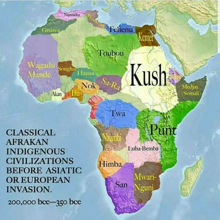 Ancient kingdoms of Africa: the origins of humanity and the first civilizations!