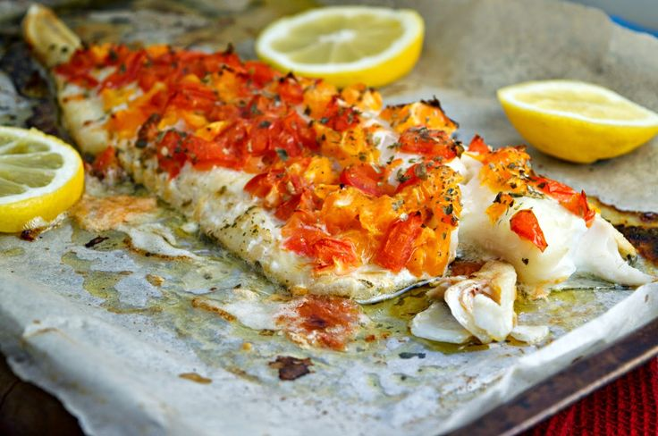 Tasty food for busy mums: Baked Haddock Fillet with Citrus Salsa ...