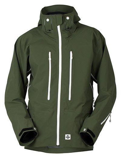 Ski kit: Sweet Men's supernaut jacket