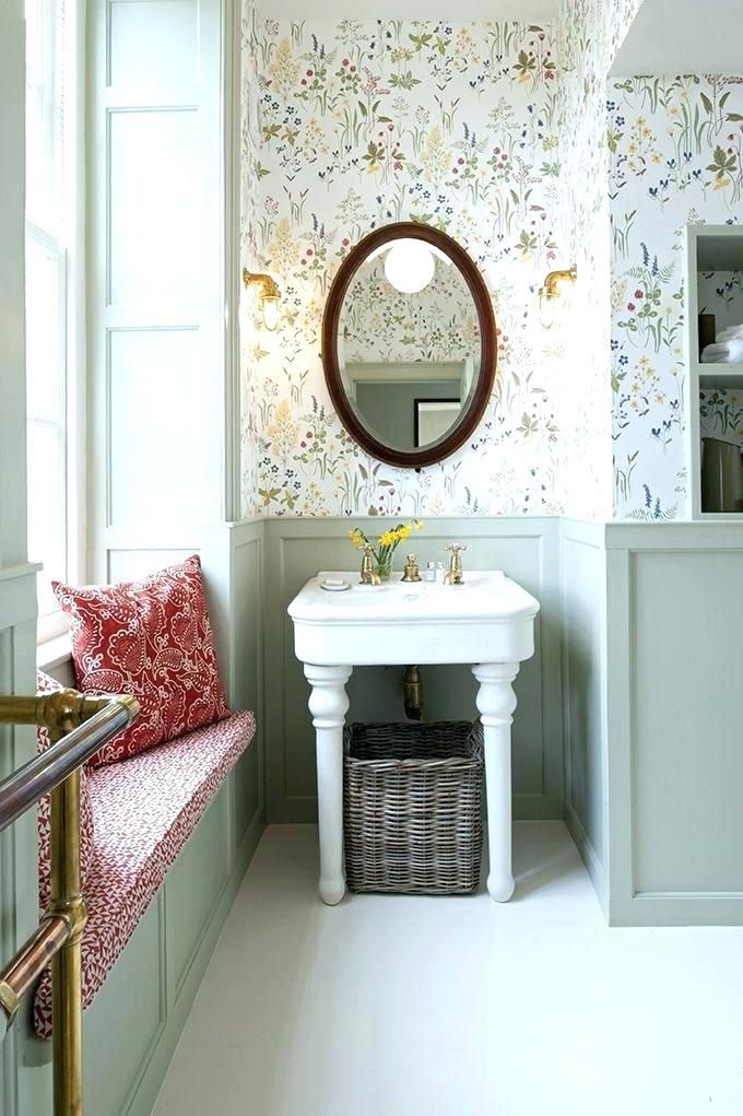 small bathroom wallpaper wallpapers for bathrooms small