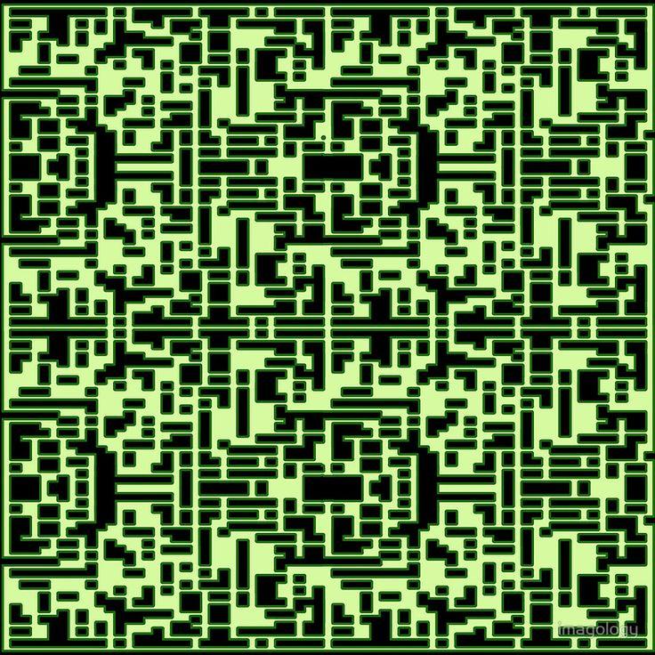 Psycho Glow Maze