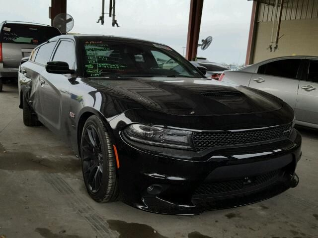 Salvage 2017 Dodge Charger Rt 392 Dodge Charger Dodge Charger Rt Dream Cars
