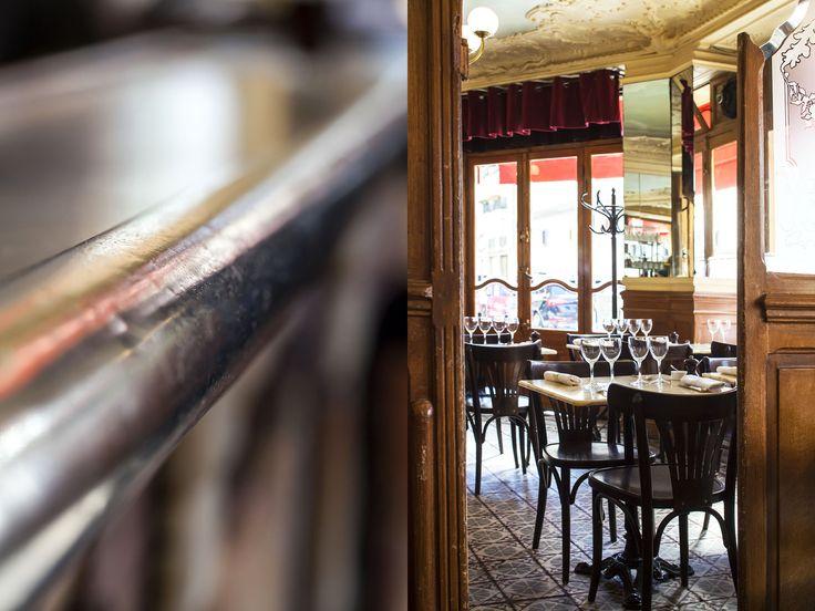 11 eme rue jules valles ,Restaurant Le Chardenoux | Cyril Lignac