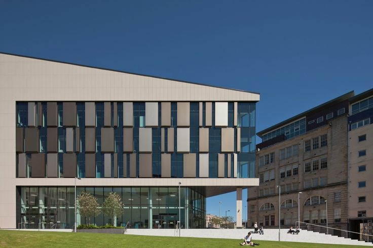 Gallery - Technology and Innovation Centre / BDP - 5