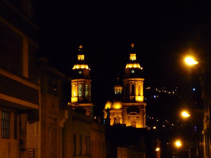 Torres Catedral de Pasto. San juan de Pasto - Pasto - Nariño - Colombia