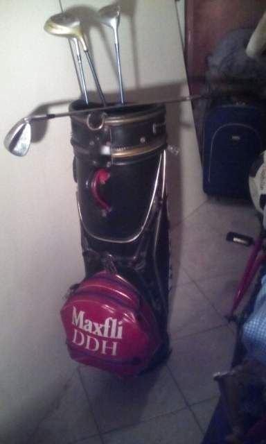 Borsa Mazze da golf