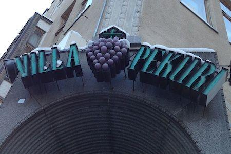 Villa-Pekuri, Kirkkokatu 12