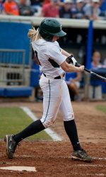 Michigan State softball edged Northern Iowa, 1-0, Sunday afternoon in the Littlewood Classic and improved its record to 5-4 on the season.  Senior Jenny Ramsaier notched the lone RBI of the competition, while junior Kelly Smith compiled a season-high 11 strikeouts as she pitched a complete game.