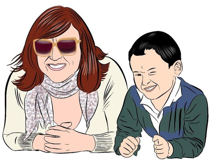 Miriam & David