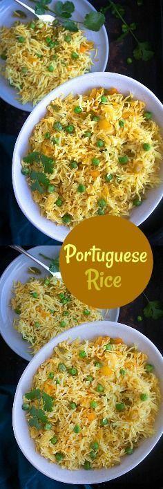 Portuguese Rice | Video – #Portuguese #Rice #Video