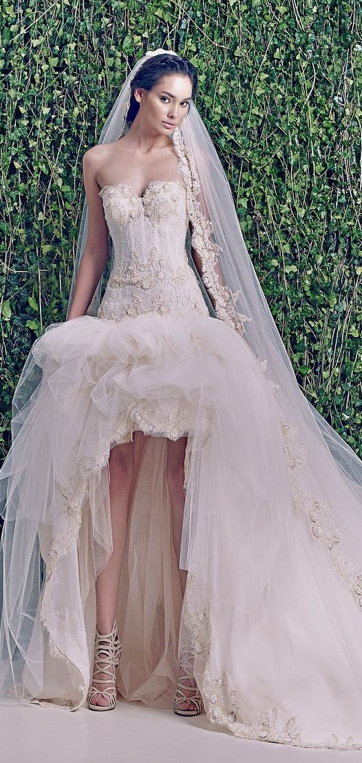 The 25 best zuhair murad prices ideas on pinterest nina for Zuhair murad wedding dress prices