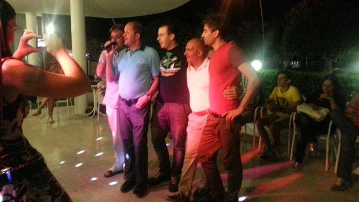 Karaoke al royal hotel di alba adriatica