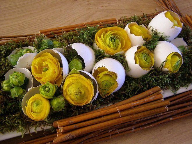Decorate with flowers - do it yourself!   Deccoria.pl