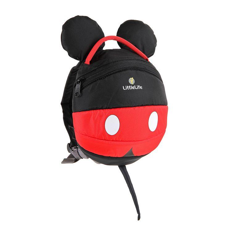 Mickey Mouse Backpack | Toddler Backpacks | LittleLife
