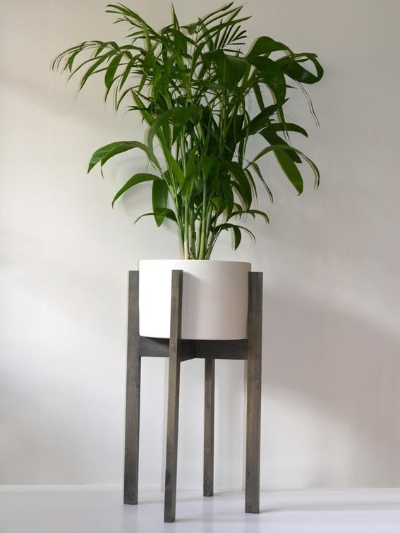 the 25 best tall plant stands ideas on pinterest standing planter garden plant stand and. Black Bedroom Furniture Sets. Home Design Ideas