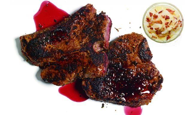 Venison Steak, Black Peppers, Stream Recipe, Summer Recipe, Blackened ...