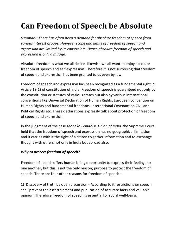 Best  Freedom Of Speech Ideas On   Communication