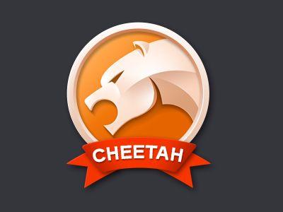 Cheetah Medal by Celia Sun