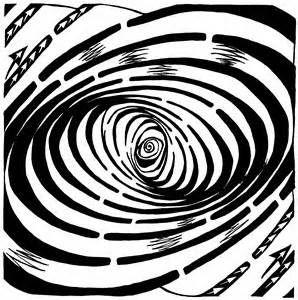 mazes optical illusions maze opticalillusion