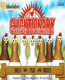Chicktionary Pc Game Free Download Full Version Year One
