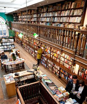 Londons 12 Best Indie Bookshops—Wander In, Lose Yourself