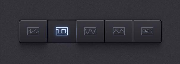 Synthesizer Concept | Mikael Eidenberg