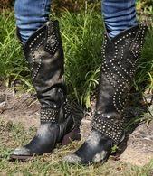 Old Gringo Belinda Beige Boots L903-17 Picture