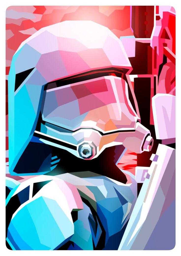 50 best Star Wars Paintings images on Pinterest | Star wars, Star ...
