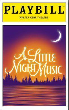 Sondheim Guide / A Little Night Music