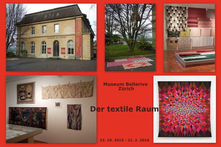 Der textille Raum, Museum bellerive Zürich