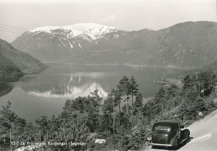 Kaupanger - Sogndal  #history #svenkvia #norge #norway #car #kaupanger #sogndal