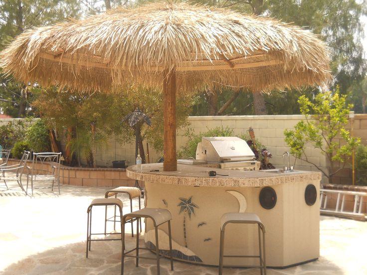 1000+ images about BBQ Island with Palapa on Pinterest on Palapa Bar Backyard id=15825