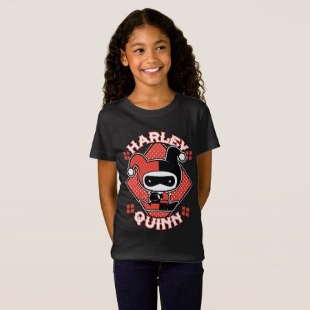 Chibi Harley Quinn Splits T-Shirt - tap, personalize, buy right now!