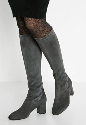 Chaussures LK Bennett KERI - Bottes - smoke gris foncé: SFr. 490.00 chez Zalando…